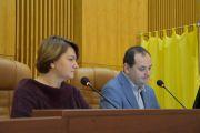 Фотозвіт пленарного засідання позачергової 22/1 сесії міської ради